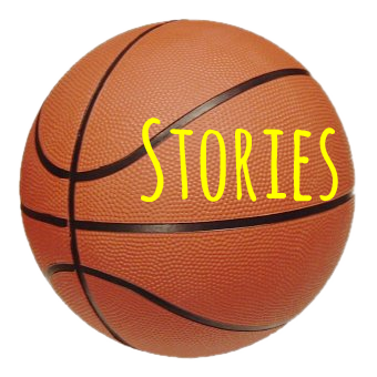 Basketball labeled Stories